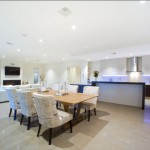 Mercurio - Kitchen and Dining Entertainment Area (Open Plan)