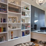 Home Office Fitouts - Shelving Units - Bookshelves